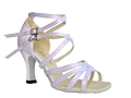 veryfinedanceshoestore.com - 5008 White Satin