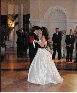 Boca Raton Ballroom Student Couple  First Dance