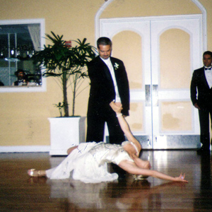 Boca Raton Ballroom Students' First Dance